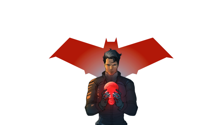 red hood wallpaper 099